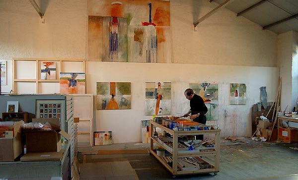 Robert Brandy Painter And Artist From Luxembourg