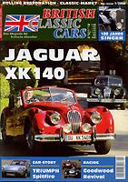 Bericht In Der Zeitschrift British Classic Cars Uber Robert Brandy