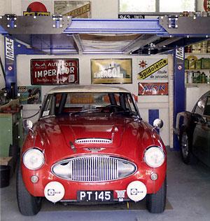 bericht in der zeitschrift 39 british classic cars 39 ber. Black Bedroom Furniture Sets. Home Design Ideas